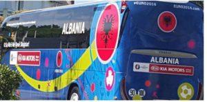 buss albania