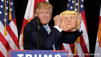 USA Wahlkampf Republikaner Donald Trump in Sarasota, Florida (Getty Images/C. Somodevilla)