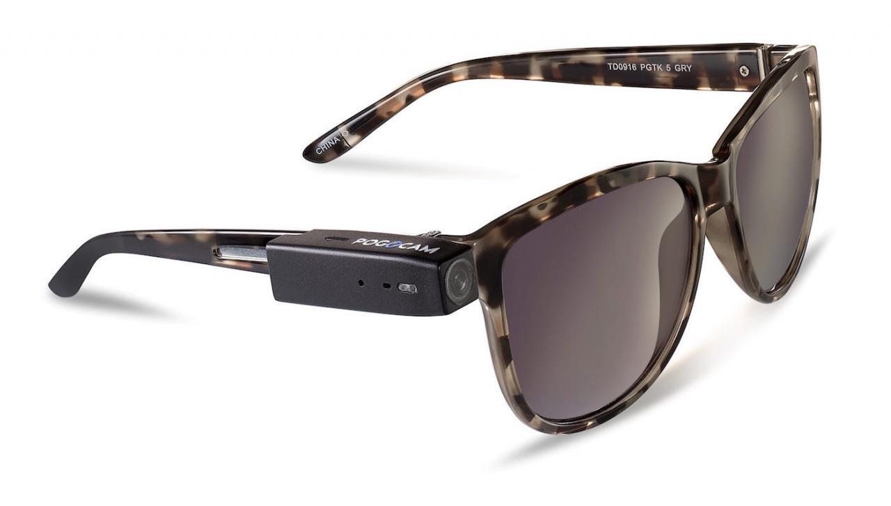PogoCam vie më kamerë unike të syzeve (Foto)