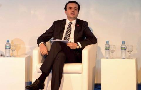 Albin Kurti  Shqipëria dhe Kosova  të ndërtojnë BE në brenda vetes