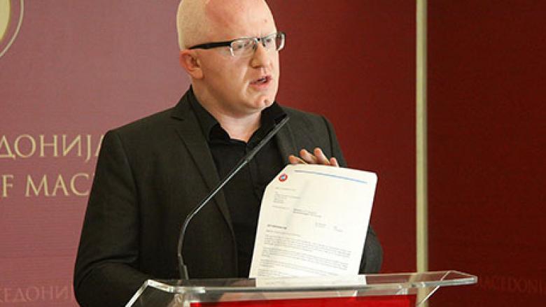 Rashkovski premton se do të hetohen të gjithë tenderët e dyshimtë të familjes Mukoski