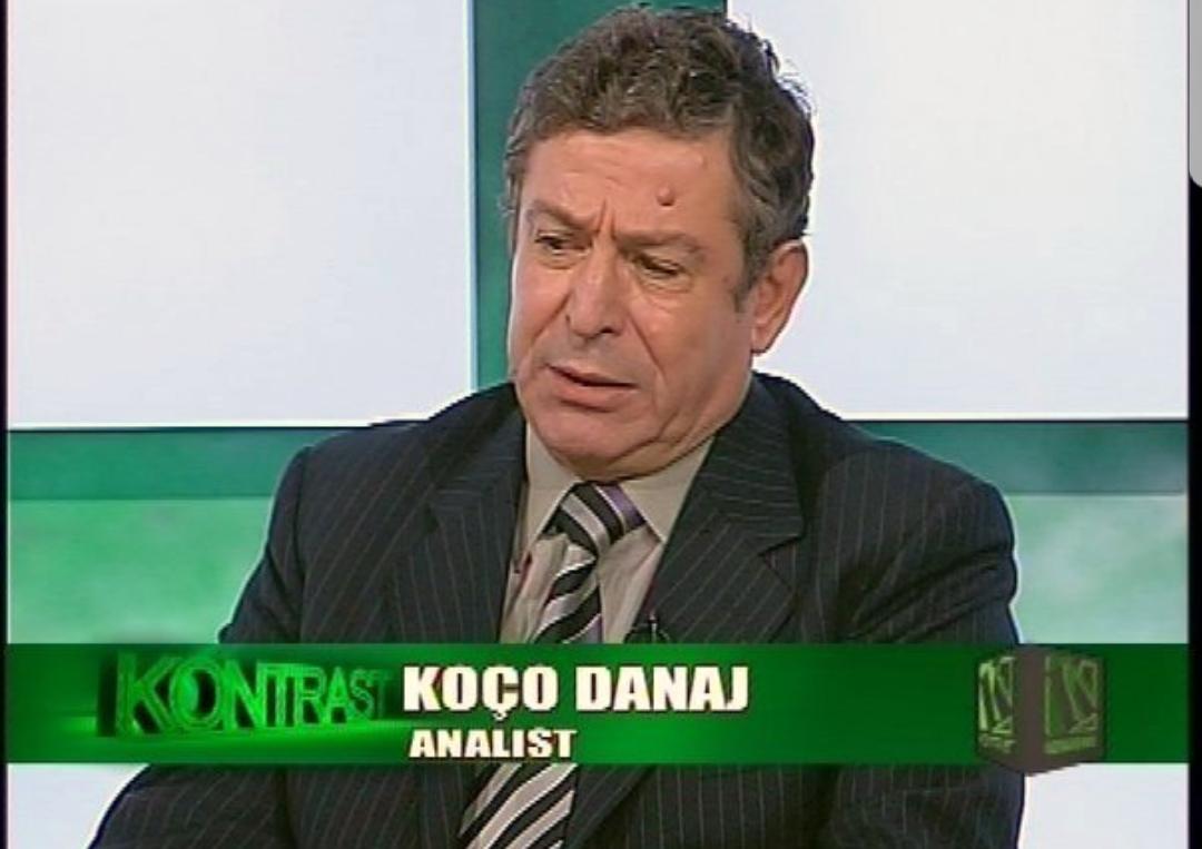 Danaj  Votoni Ziadin Selën udhëheqësin e mençur të Aleancës së Shqiptarëve