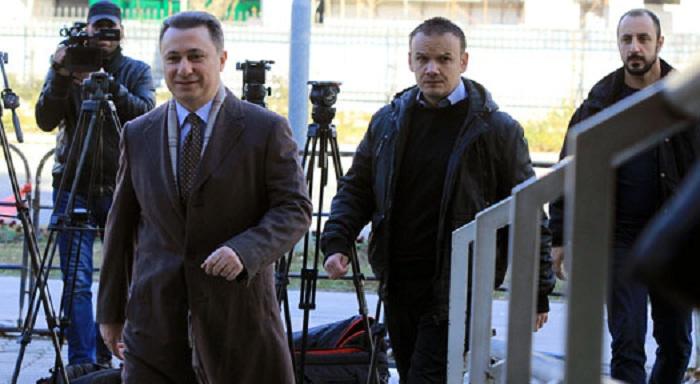 Rasti  Trajektorja   Gruevski edhe sot në gjykatë