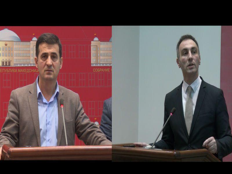 BDI e Besa akuzohen për patrupësi për shqipen