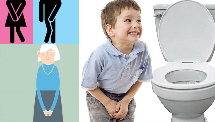 Mosmbajtja e urinës lidhet me këto probleme shëndetësore  ja shkaqet më të zakonshme