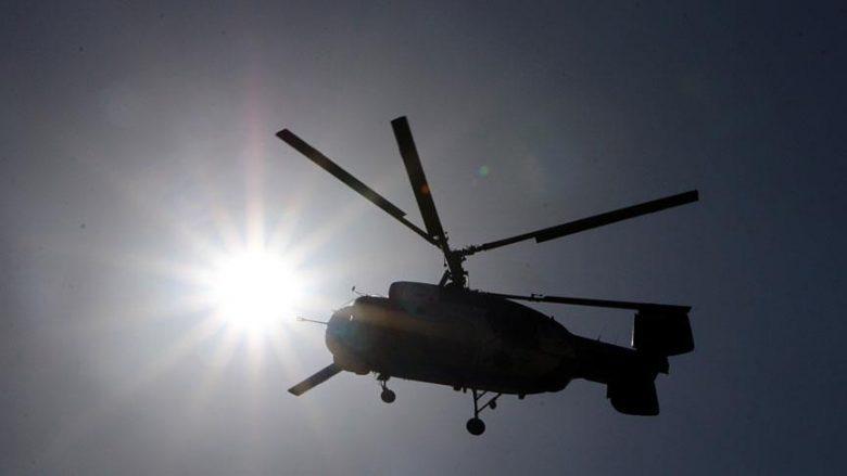 15 vjeçarja e lënduar transportohet me helikopter të MPB së