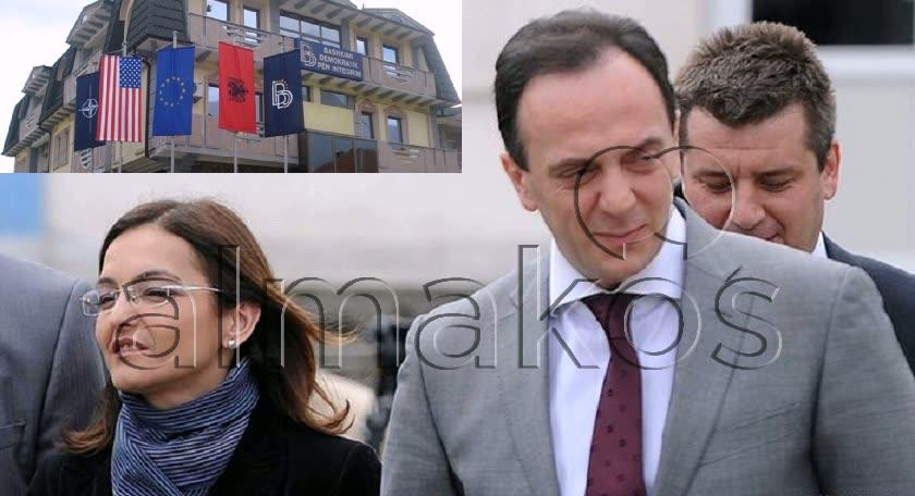 BDI ja bënte pazare me VMRO në për të burgosurit e  Sopotit   flasin Mijallkovi dhe Jankullovska