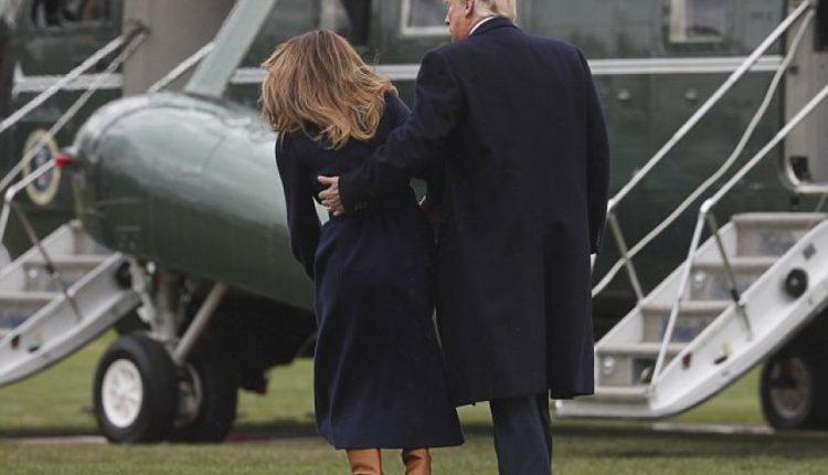 Trump shpëton Melaninë