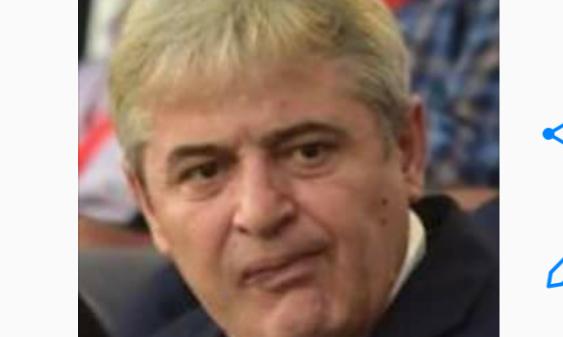 A mundohet Ali Ahmeti që nëpërmjet Veting ut  të pastroj  bërllogun  e BDI së