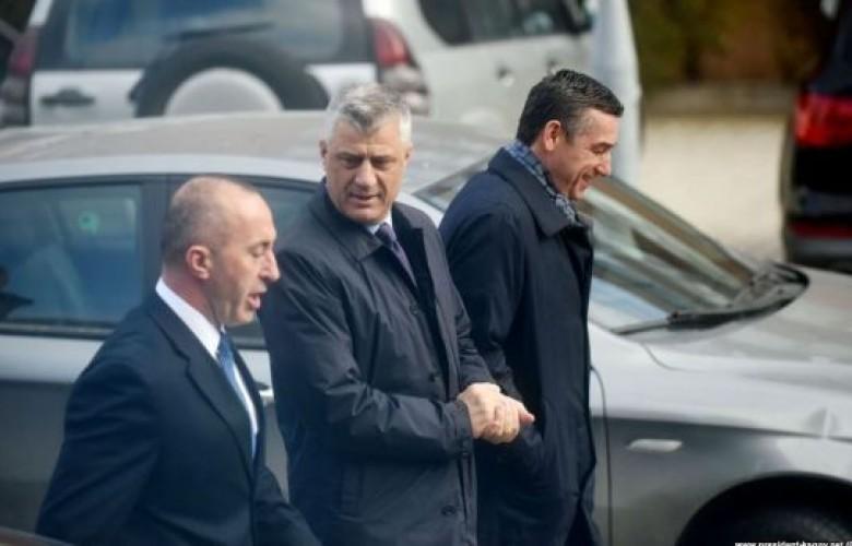Zyrtarët e shtetit pajtohen për dialogun me Sërbinë