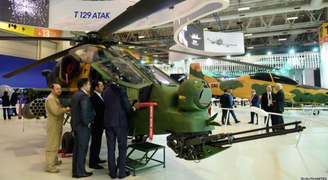 Turqia i shet Pakistanit 30 helikopterë ushtarakë