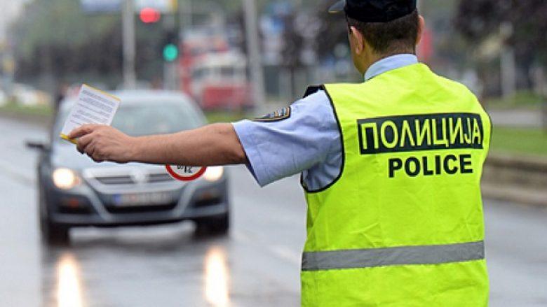 Tetovë  policia dje ka dënuar 14 shoferë për tejkalim të shpejtësisë