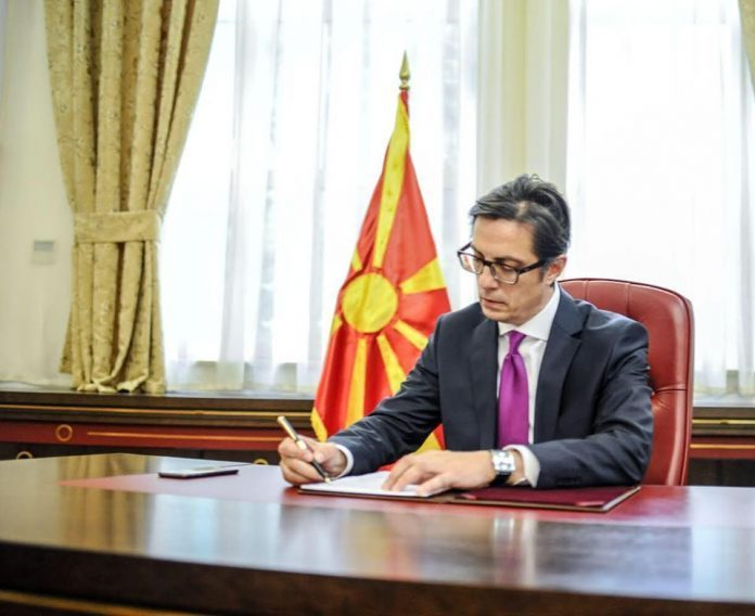 Qenan Ali i shkruan letër të hapur presidentit Pendarovski  Ja se cfarë i kërkon