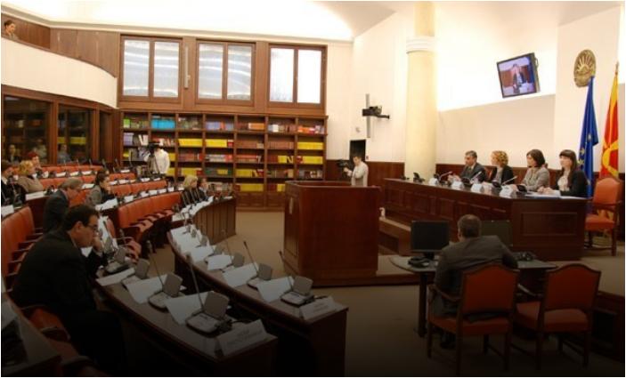 Seanca për heqjen e mandatit të Gruevskit është caktuar për të enjten