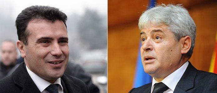 Zaev   Ahmeti pa marrëveshje për  fshesën   kërkohet kohë për konsultime partiake