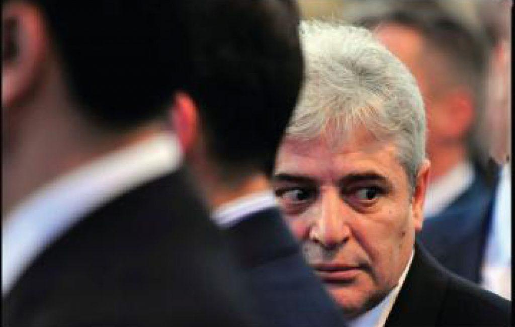 Ahmeti  Pas përgjimeve të publikuara nga  El Cheka  qëndron UDB ja