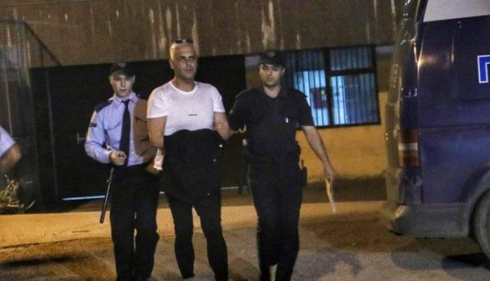 Bashkë me Bokin është arrestuar edhe pronari i një fabrike në Gostivar  i afërt me qeverinë VMRO BDI