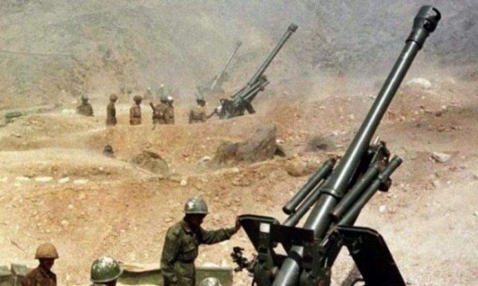 Nis lufta mes Indisë dhe Pakistanit në Kashmir
